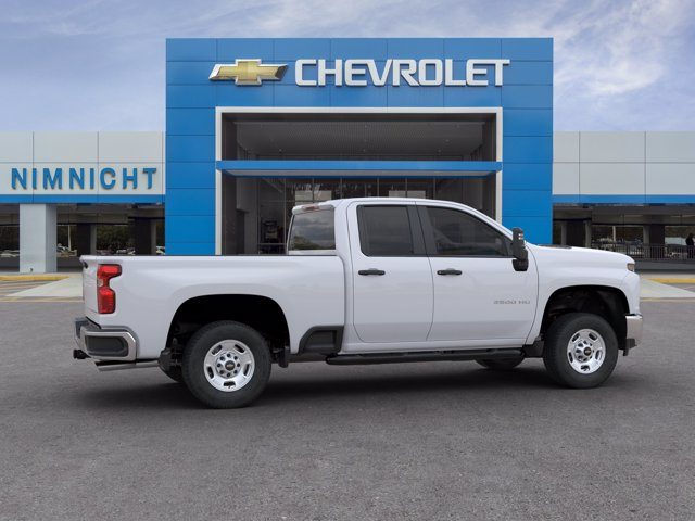 2020 Chevrolet Silverado 2500 Double Cab RWD, Pickup #20C1186 - photo 5
