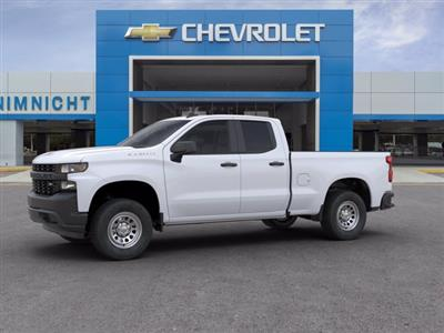2020 Chevrolet Silverado 1500 Double Cab RWD, Pickup #20C1191 - photo 3