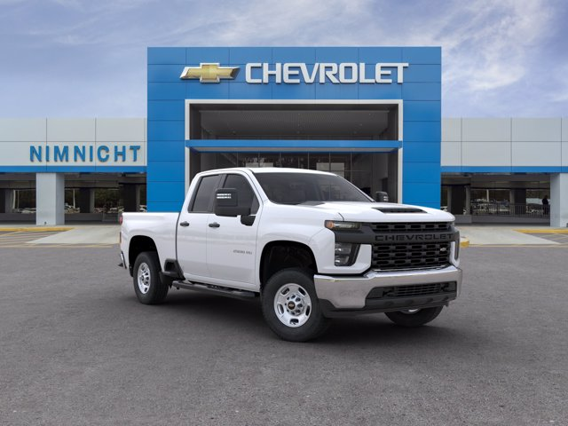2020 Chevrolet Silverado 2500 Double Cab RWD, Pickup #20C1196 - photo 1
