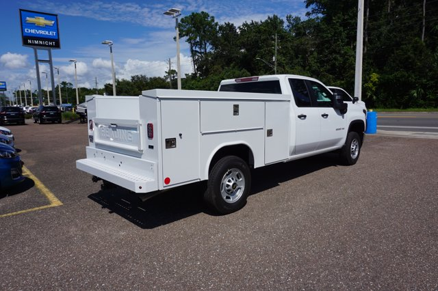 2020 Chevrolet Silverado 2500 Double Cab RWD, Reading SL Service Body #20C1206 - photo 2
