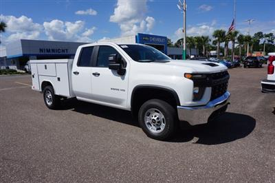 2020 Chevrolet Silverado 2500 Double Cab RWD, Reading SL Service Body #20C1206 - photo 1