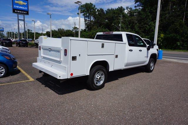 2020 Chevrolet Silverado 2500 Double Cab 4x2, Reading Service Body #20C1207 - photo 1