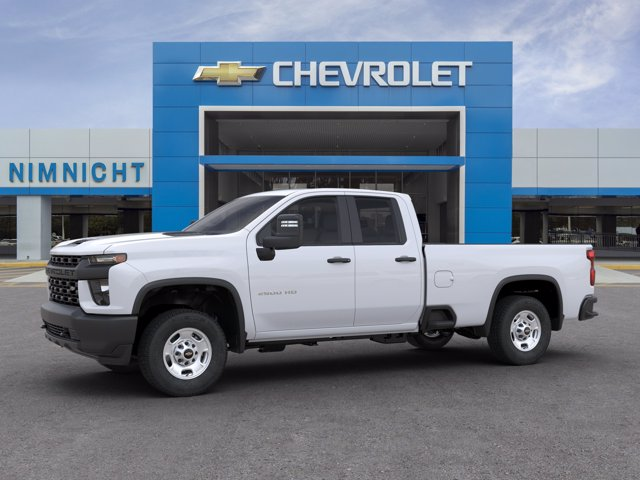 2020 Chevrolet Silverado 2500 Double Cab RWD, Pickup #20C1221 - photo 3