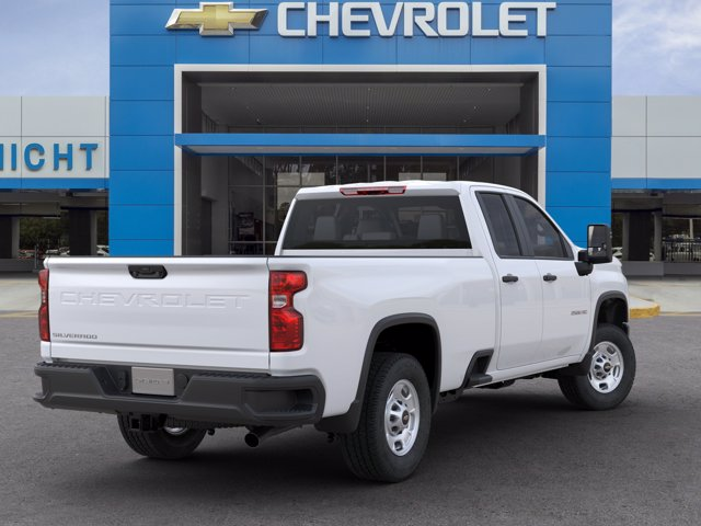 2020 Chevrolet Silverado 2500 Double Cab RWD, Pickup #20C1221 - photo 2