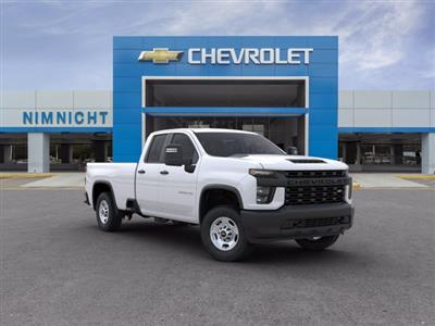 2020 Chevrolet Silverado 2500 Double Cab RWD, Pickup #20C1221 - photo 1