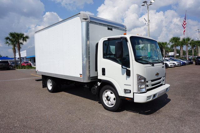 2020 Chevrolet LCF 4500 Regular Cab 4x2, Knapheide Dry Freight #20C1237 - photo 1