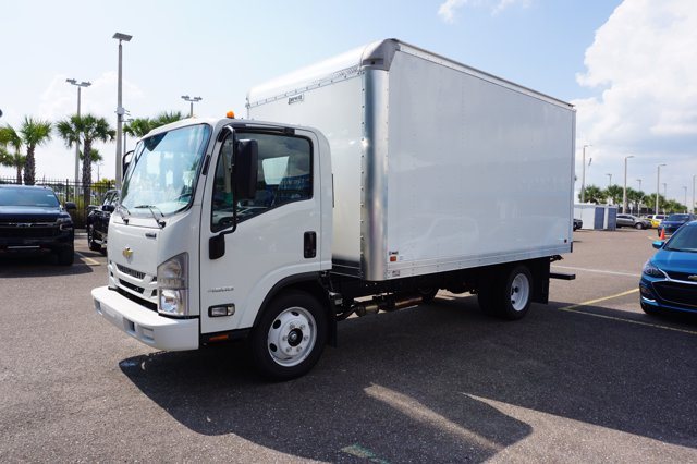 2020 Chevrolet LCF 4500 Regular Cab 4x2, Knapheide KVA Dry Freight #20C1237 - photo 4