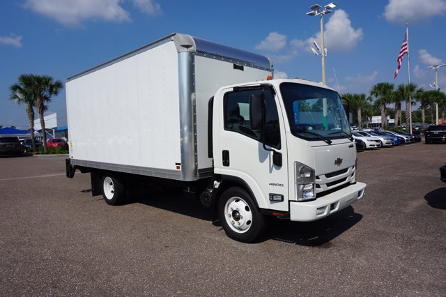2020 Chevrolet LCF 4500 Regular Cab 4x2, Knapheide Dry Freight #20C1240 - photo 1