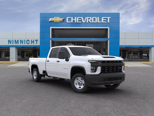2020 Chevrolet Silverado 2500 Crew Cab RWD, Pickup #20C1242 - photo 1