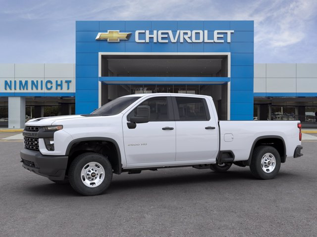 2020 Chevrolet Silverado 2500 Crew Cab RWD, Pickup #20C1242 - photo 3