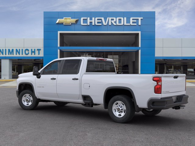 2020 Chevrolet Silverado 2500 Crew Cab RWD, Pickup #20C1242 - photo 4