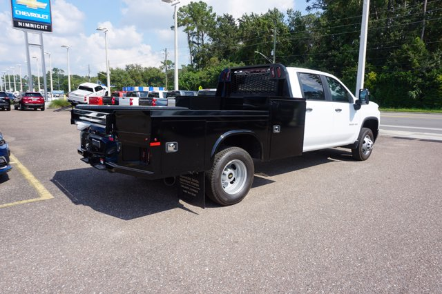 2020 Chevrolet Silverado 3500 Crew Cab DRW 4x4, Knapheide Platform Body #20C1269 - photo 1