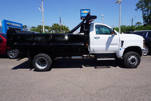 2020 Chevrolet Silverado 4500 Regular Cab DRW 4x4, Rugby Dump Body #20C1446 - photo 5