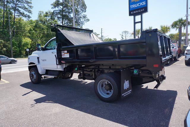 2020 Chevrolet Silverado 4500 Regular Cab DRW 4x4, Rugby Dump Body #20C1446 - photo 7