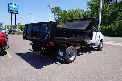 2020 Chevrolet Silverado 4500 Regular Cab DRW 4x4, Rugby Dump Body #20C1446 - photo 2