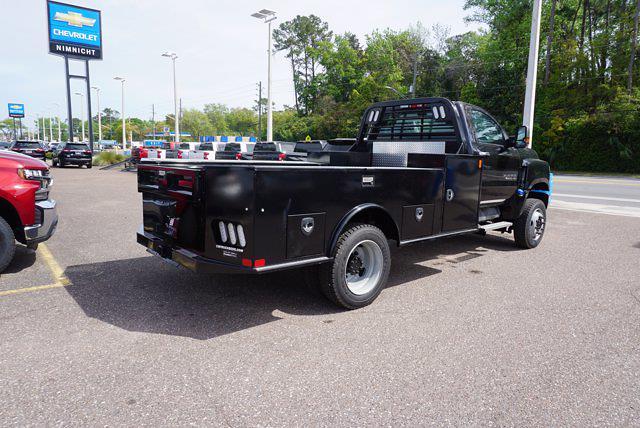 2020 Chevrolet Silverado 4500 Regular Cab DRW 4x4, CM Truck Beds Hauler Body #20C1458 - photo 1