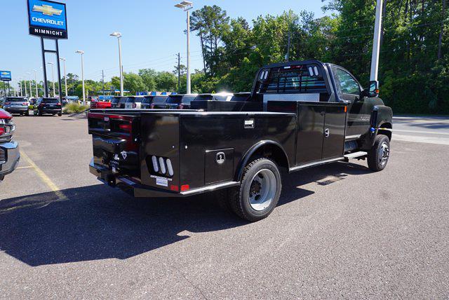 2020 Chevrolet Silverado 4500 Regular Cab DRW 4x4, CM Truck Beds Hauler Body #20C1461 - photo 1
