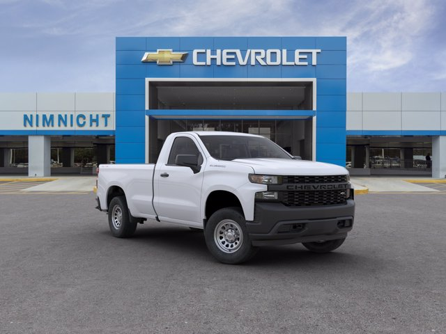 2020 Chevrolet Silverado 1500 Regular Cab 4x4, Pickup #20C154 - photo 1