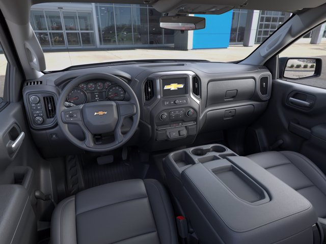 2020 Silverado 1500 Regular Cab 4x4, Pickup #20C154 - photo 10