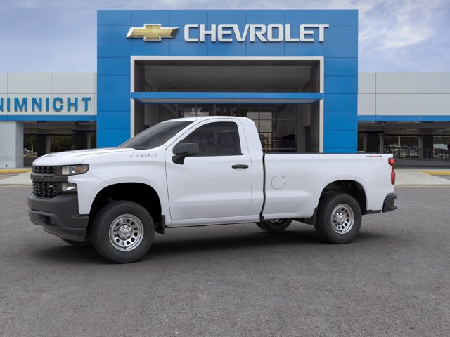 2020 Chevrolet Silverado 1500 Regular Cab 4x4, Pickup #20C154 - photo 3