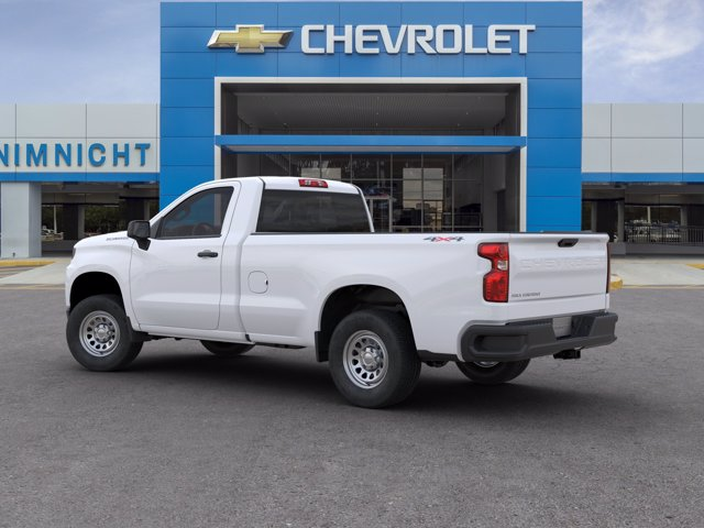 2020 Chevrolet Silverado 1500 Regular Cab 4x4, Pickup #20C154 - photo 4
