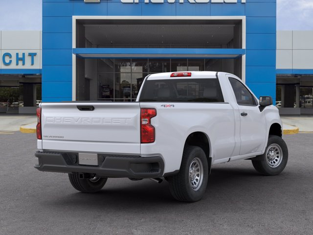 2020 Silverado 1500 Regular Cab 4x4, Pickup #20C154 - photo 2