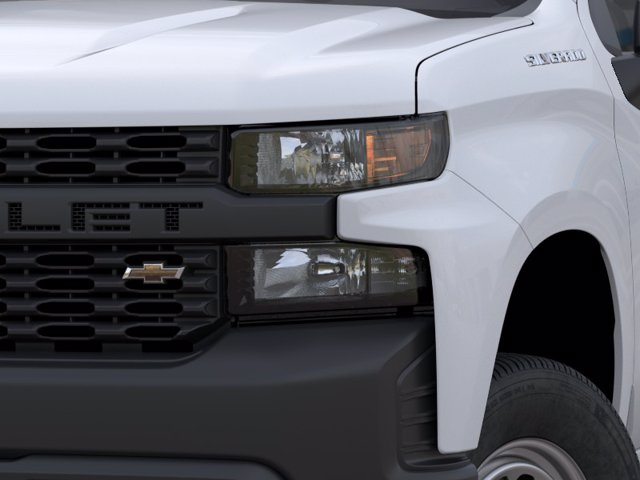 2020 Chevrolet Silverado 1500 Regular Cab 4x4, Pickup #20C154 - photo 8