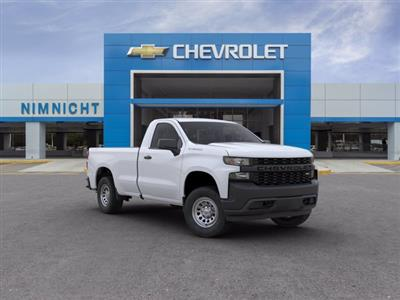 2020 Silverado 1500 Regular Cab 4x4, Pickup #20C154 - photo 1