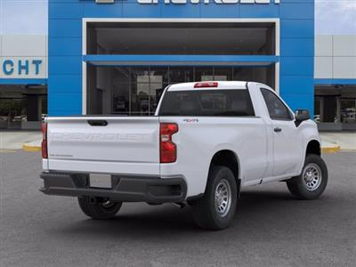 2020 Chevrolet Silverado 1500 Regular Cab 4x4, Pickup #20C154 - photo 2