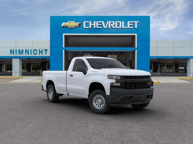 2020 Silverado 1500 Regular Cab 4x2,  Pickup #20C198 - photo 1