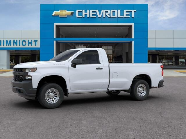 2020 Silverado 1500 Regular Cab 4x2,  Pickup #20C198 - photo 3