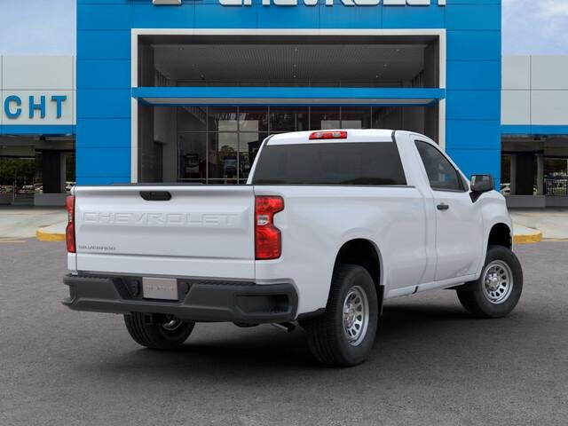 2020 Silverado 1500 Regular Cab 4x2,  Pickup #20C198 - photo 2
