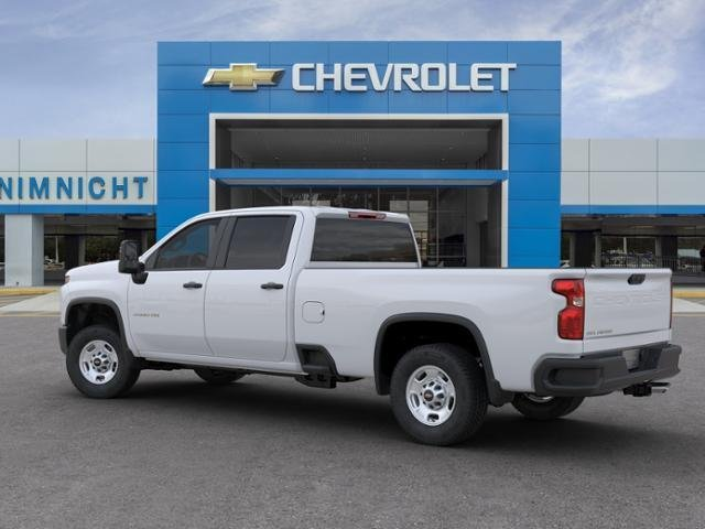 2020 Silverado 2500 Crew Cab 4x2, Pickup #20C305 - photo 4