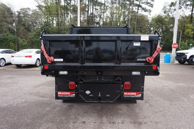 2019 Chevrolet Silverado 5500 Regular Cab DRW 4x4, Reading Dump Body #20C441 - photo 1