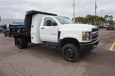 2019 Chevrolet Silverado 5500 Regular Cab DRW 4x4, Reading Marauder Dump Body #20C441 - photo 1