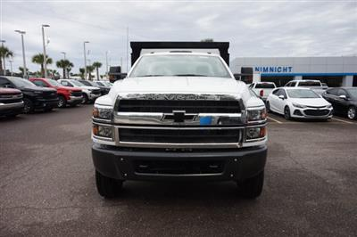 2019 Chevrolet Silverado 5500 Regular Cab DRW 4x4, Reading Marauder Dump Body #20C441 - photo 3