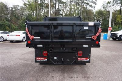 2019 Chevrolet Silverado 5500 Regular Cab DRW 4x4, Reading Marauder Dump Body #20C441 - photo 2