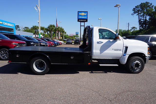 2020 Chevrolet Silverado 4500 Regular Cab DRW 4x2, CM Truck Beds Platform Body #20C447 - photo 5