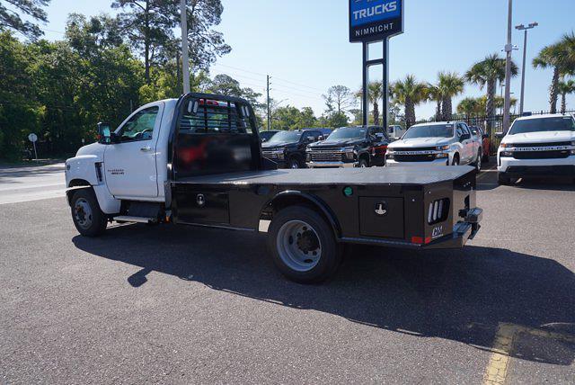 2020 Chevrolet Silverado 4500 Regular Cab DRW 4x2, CM Truck Beds Platform Body #20C447 - photo 7