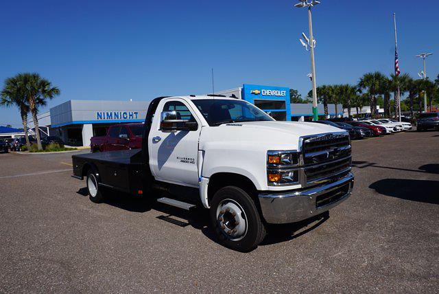 2020 Chevrolet Silverado 4500 Regular Cab DRW 4x2, CM Truck Beds Platform Body #20C447 - photo 1
