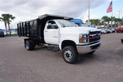 2020 Chevrolet Silverado 4500 Regular Cab DRW 4x4, Reading Landscaper SL Landscape Dump #20C915 - photo 1