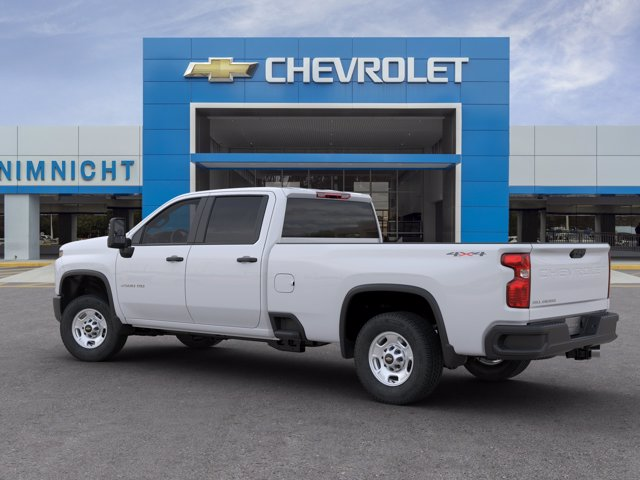 2020 Silverado 2500 Crew Cab 4x4, Pickup #20C578 - photo 4