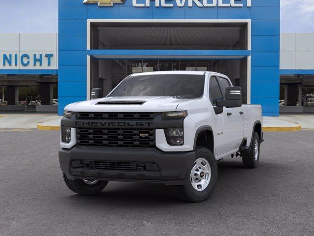2020 Silverado 2500 Crew Cab 4x4, Pickup #20C578 - photo 6