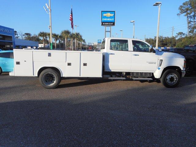 2020 Chevrolet Silverado 5500 Crew Cab DRW 4x2, Reading Service Body #20C611 - photo 5