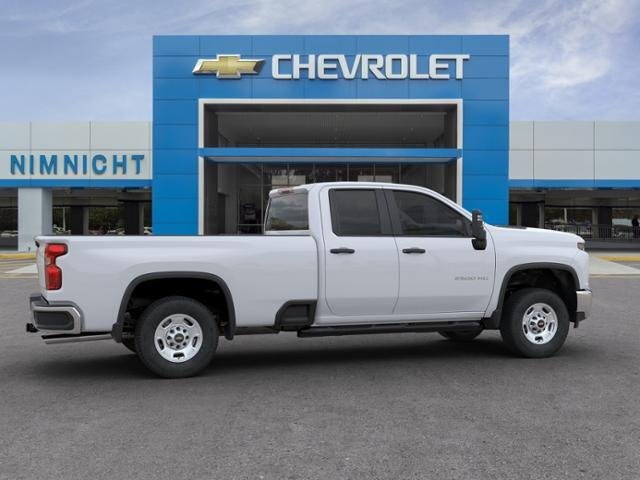 2020 Silverado 2500 Double Cab 4x2, Pickup #20C616 - photo 5