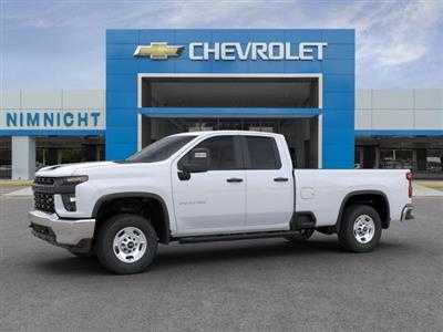 2020 Silverado 2500 Double Cab 4x2, Pickup #20C616 - photo 3