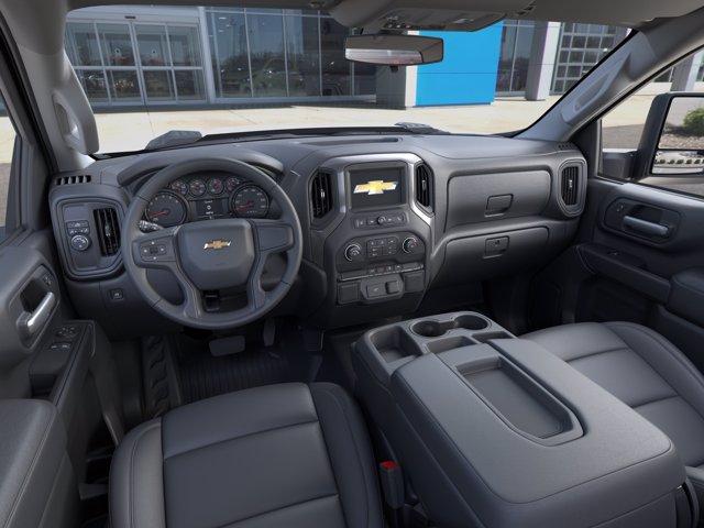 2020 Chevrolet Silverado 2500 Regular Cab 4x2, Pickup #20C629 - photo 10