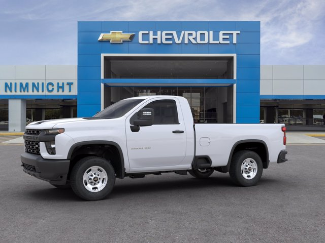 2020 Chevrolet Silverado 2500 Regular Cab RWD, Pickup #20C629 - photo 3