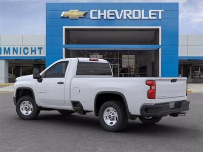 2020 Chevrolet Silverado 2500 Regular Cab RWD, Pickup #20C629 - photo 4