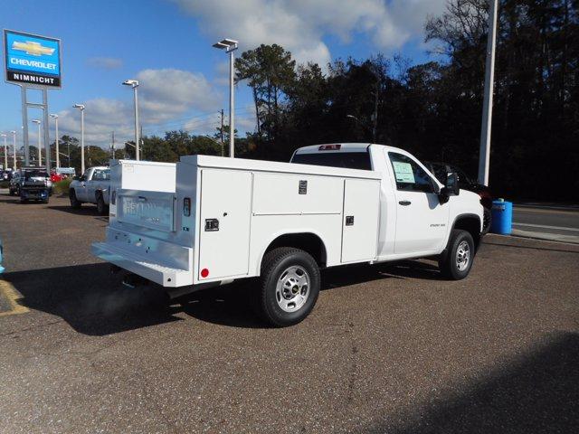 2020 Chevrolet Silverado 2500 Regular Cab 4x2, Reading Service Body #20C632 - photo 1